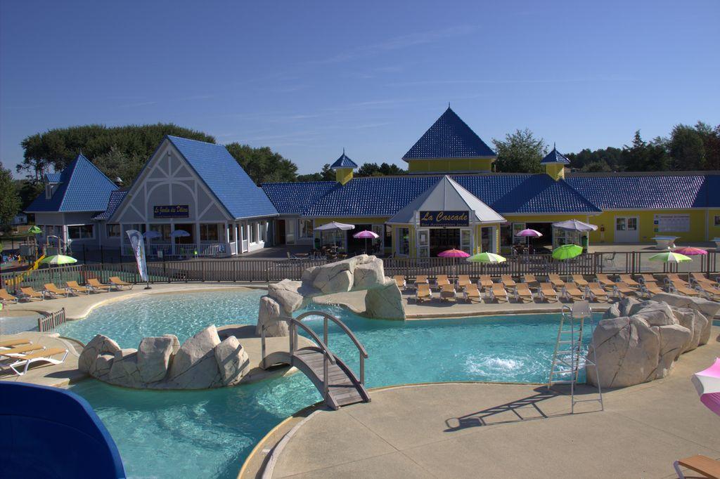 "Notre piscine ""Le Lagon"""